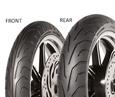Dunlop ARROWMAX STREETSMART 130/70 -17 62 H TL Zadná Športové/Cestné