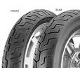 Dunlop K177 120/90 -18 65 H TL WWW, Predná Športové/Cestné