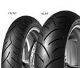 Dunlop SP MAX Roadsmart 170/60 ZR17 72 W TL Zadná Športové/Cestné