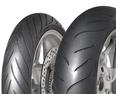 Dunlop SP MAX Roadsmart II 120/60 ZR17 55 W TL Predná Športové/Cestné