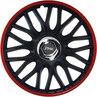Vyp-J-Tec Orden Red Black 15'' červeno/černá (sada)