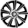 Akce-J-Tec Veron Carbon Silver Black 16'' stříbrno/černá (sada)