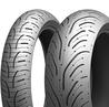 Michelin PILOT ROAD 4 GT 190/55 ZR17 75 W TL Zadná Športové/Cestné