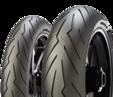 Pirelli Diablo Rosso III 190/55 ZR17 75 W TL Zadná Športové