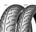 Pneumatiky Dunlop D451 Športové/Cestné