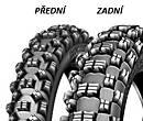 Pneumatiky Michelin CROSS COMPETITION S12 XC F Terénne