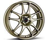 Borbet RS (BRO) 7x17 4x98 ET35 Bronzový mat