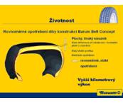 Barum SnoVanis 205/65 R15 99 T RF Zimné