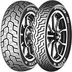 Dunlop 491 Elite II 130/90 B16 67 H TL RWL, Predná Cestné