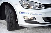 Michelin CrossClimate 225/55 R18 102 V AO XL Celoročné