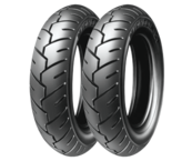 Michelin S1 80/90 -10 44 J TL/TT Předná/Zadná Skúter