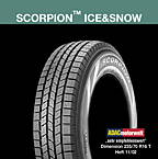 Pirelli SCORPION ICE & SNOW 255/50 R19 107 H MO XL FR Zimné