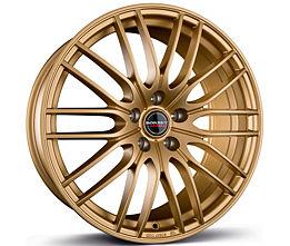 Borbet CW4 (GOM) 8,5x19 5x112 ET35 Zlatý mat