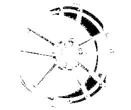 Borbet FF1 (DTP) 8x18 5x114,3 ET40 Leštěná čelní plocha / Grafitový lak