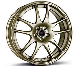 Borbet RS (BRO) 6,5x15 4x100 ET35 Bronzový mat