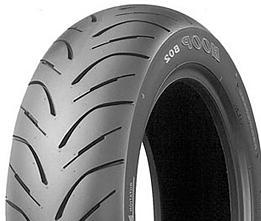 Bridgestone B02 120/70 -12 51 L TL Skúter