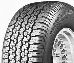 Bridgestone Dueler H/T 689 205/80 R16 104 T RF Univerzálne