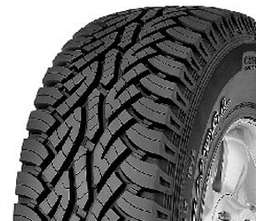 Continental CrossContact AT 235/75 R15 109 S XL FR, OWL Univerzálne
