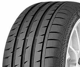 Continental SportContact 3 255/45 R17 98 W MO FR Letné