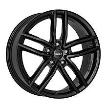 Dezent TR black 7x17 5x114,3 ET40 CB71,6 Černý lak