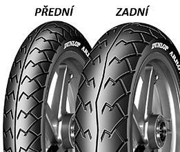 Dunlop ARROWMAX D103 110/70 -17 54 S TL Predná Športové/Cestné