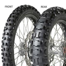 Dunlop D908 RR 140/80 -18 70 R TT Zadná Terénne