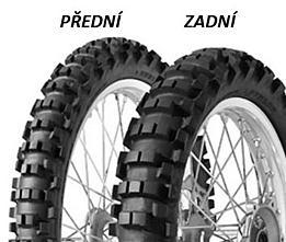 Dunlop D952 100/90 -19 57 M TT Zadná Terénne