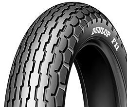 Dunlop F11 100/90 -19 57 H TT L, Predná Cestné
