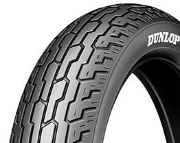 Dunlop F24 110/90 -19 62 H TL G, Predná Športové/Cestné