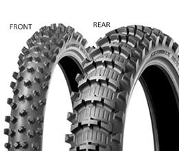 Dunlop GEOMAX MX11 100/90 -19 57 M TT Zadná Terénne