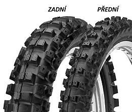Dunlop GEOMAX MX51 110/100 -18 64 M TT Zadná Terénne