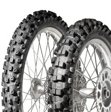Dunlop GEOMAX MX52 120/80 -19 63 M TT Zadná Terénne