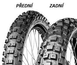 Dunlop GEOMAX MX71 110/90 -18 61 M TT Zadná Terénne