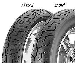 Dunlop K177 160/80 B16 75 H TL Zadná Športové/Cestné