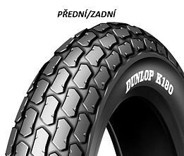 Dunlop K180 180/80 -14 78 P TT Zadná Enduro