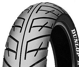 Dunlop K205 110/80 -16 55 V TL Predná Športové/Cestné