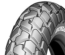 Dunlop K460 90/100 -19 55 P TT Predná Enduro
