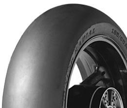 Dunlop KR106-3 125/65 R17 TL Predná Závodné