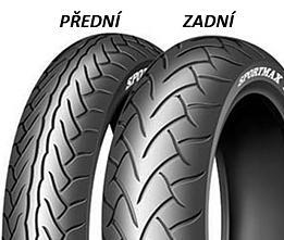 Dunlop SP MAX D220 ST 170/60 R17 72 H TL G, Zadná Športové/Cestné