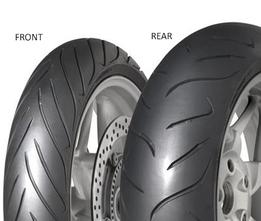 Dunlop SP MAX Roadsmart II 160/60 ZR17 69 W TL Zadná Športové/Cestné