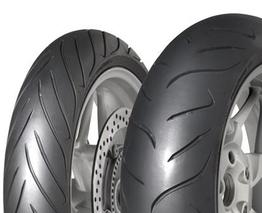 Dunlop SP MAX Roadsmart II 170/60 ZR17 72 W TL Zadná Športové/Cestné
