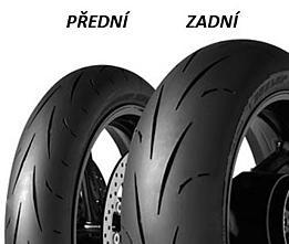 Dunlop SX GP RACER D211 S 120/70 ZR17 58 W TL Predná Závodné
