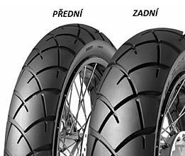 Dunlop TRAILMAX TR91 130/80 R17 65 H TL Zadná Enduro