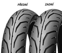 Dunlop TT900 2,5/- -17 43 P TT Předná/Zadná Športové/Cestné