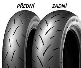 Dunlop TT93 GP 3,5/- -10 51 J TL Předná/Zadná Skúter