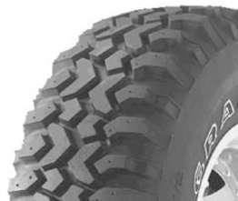 General Tire Grabber MT 265/75 R16 123/120 Q FR Terénne