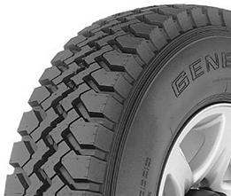 General Tire Super All Grip 7,5/- R16 C 112/110 N TT Celoročné