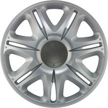Akce-J-Tec Nascar Silver 15'' stříbrná (sada)