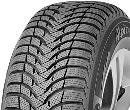Michelin ALPIN A4 225/50 R17 94 H MOE ZP-dojazdová Zimné