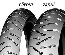 Michelin ANAKEE 3 130/80 R17 65 S TL/TT Zadná Enduro